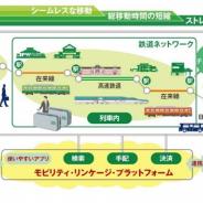 JR東日本、MaaSアプリ『Ringo Pass』iOS版の配信開始 タクシーの決済が可能に、春にはシェアサイクルへの対応も