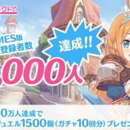 Cygames『プリンセスコネクト!Re:Dive』DMM GAMES版の事前登録者数が3万人突破!