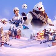 EPIC GAMES、『フォートナイト』でオペレーションスノーダウン開催中! スノーマンドークエストや期間限定び「ショックウェーブ」モードが登場