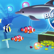 AZITO、『Bubble Pop ~Ocean Puzzle~』を配信開始 新感覚癒やし系パズル登場!!