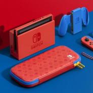 任天堂、「Nintendo Switch マリオレッド×ブルーセット」を2月12日に発売! 1月25日より予約開始