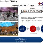 ガーラ、新作MMORPG『PROJECt El Salvador』を2021年3月期中に東南アジアでサービス開始予定