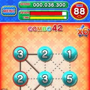 フィラメントとランド・ホー、数字と線のアクションパズルゲーム『JUZU~つなげるパズル~』のAndroid版をリリース