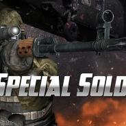 ネクソン、モバイルFPSゲーム『SPECIAL SOLDIER』開発会社wellgamesを買収