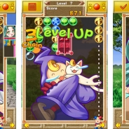 ジー・モード、定番パズルゲーム『マジカルドロップ』(Android版/iOS版)をドコモのサービス「Get!!プチアプリ forスゴ得」で提供開始
