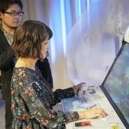 【発表会】「Fate/Grand Order Arcade ゲーム機お披露目会」を開催 川澄綾子さんが実機プレイを披露
