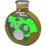 カプコン、『モンスターハンターワールド:アイスボーン』より回復薬ボトル(アイルーver.)をプライズ景品として発表