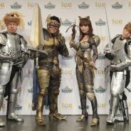 【発表会】IGG、『ロードモバイル』新CM発表会を開催! 宮川大輔さん、内田理央さんがゲームの世界を実写で再現