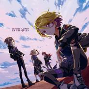 『Tokyo 7th シスターズ』のユニット「The QUEEN of PURPLE」による1stアルバム「I'M THE QUEEN」が5月22日にリリース決定!
