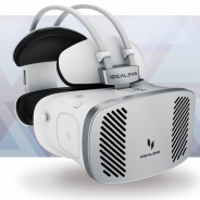 クリーク・アンド・リバー、「コンテンツ東京 2019」で一体型VR HMD「IDEALENS K4」を初披露