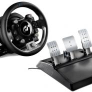 【PSVR】お値段、9万5千円(税抜) 『グランツーリスモ』のハンドルコントローラー登場…GTに特化した機能も