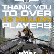 Activision、無料バトロワ『コール オブ デューティ ウォーゾーン』のプレイヤー数が1500万人突破 配信開始からわずか3日で