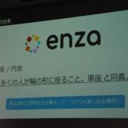 【速報】BXD、HTML5プラットフォームの名前を「enza(エンザ)」に決定!