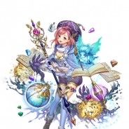 "GameBank、『強くてNEW GAME』でプレイヤーと共に戦う""図書精霊""の詳細スペックを公開 お気に入りのキャラクターを見つけよう!"