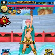 バンダイナムコゲームス、『ONE PIECE DANCE BATTLE』でアニメ放映中の「ドレスローザ編」をテーマとした最新アップデートを実施