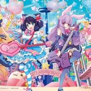 フリュー、『みんなのくじ SHOW BY ROCK!!~2nd LIVEだニャン!~』を11月7日より発売開始