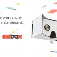 WHITEのスマホVRゴーグル「Milbox」がGoogleの認証を取得…国内製品では2製品目