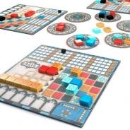 ホビージャパン、大人同士からファミリーまで遊べる戦略タイル配置ゲーム『アズール』日本語版を2月下旬に発売