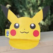Nianticとポケモン、『Pokémon GO』の公式サイトでペーパークラフトや塗り絵を配布開始! ピカチュウサンバイザーがかわいい