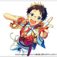 Happy Elements、『あんさんぶるスターズ!』で「弱虫ペダルコラボ」に登場予定の★5「小野田坂道」カードイラストを公開