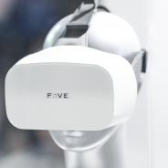 【TGS2016】視線追跡型ヘッドセット「FOVE」 ゲームはもちろん、手足の不自由な人でも弾けるピアノプロジェクトなども