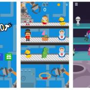 クラウドゲート、ハイパーカジュアルゲーム『Ring Shot』を配信開始 スワイプするだけで遊べる輪投げゲーム
