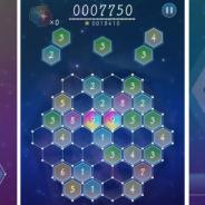 サクセス、「定番ゲーム集! パズル・将棋・囲碁forスゴ得」で『ヘキサ9ブロック!』を配信!