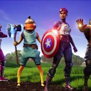 Epic Games、『フォートナイト』で『アベンジャーズ: エンドゲーム』コラボを実施 インフィニティ・ストーンを巡る戦いが始まる!!【追記あり】