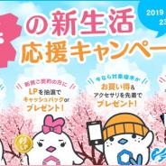 LogicLinks、 MVNOサービス「LinksMate」で「春の新生活応援キャンぺーン 2019」を開始!