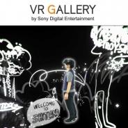 ソニー・デジタル、世界初のVR専門のアート・ギャラリー『VR GALLERY』をオープン  『Tilt Brush』を使用した現代アートを毎月発表