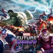 ネットマーブルゲームズ、『マーベル・フューチャーファイト』が配信開始から2週間でグローバル1000万DLを突破