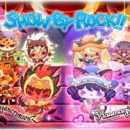 セガゲームス、『サンリオキャラクターズ ファンタジーシアター』「SHOW BY ROCK!!」コラボキャストがゲットできるスペシャルスカウトガチャ実施