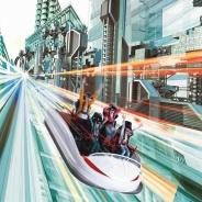 ハウステンボス、8月5日にVRで楽しむライド型アトラクション「VR-KING」を開始