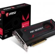 MSI、「Radeon RX Vega 56」のオーバークロックモデルを発表