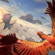 【PSVR】英Penny Black Studios、フライトADV『How We Soar』を国内でリリース…幻想的な世界を不死鳥にまたがり空中散歩