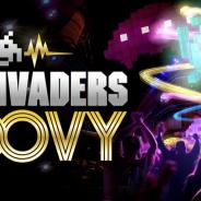 タイトー、スペースインベーダー40周年を記念したオーディエンス参加型インタラクティブ・ライブアトラクション「SPACE INVADERS GROOVY」を制作!