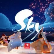 thatgamecompany、Nintendo Switch版『Sky 星を紡ぐ子供たち』を2020年内にリリース アナウンストレーラーを発表