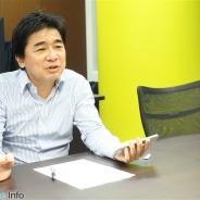 【年始企画】KLab真田社長インタビュー 『スクフェス』に続くヒット作創出を目指す 『glee』や『AoE』に加え、世界的な人気マンガ題材の作品も