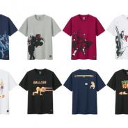カプコン、「ストリートファイター」×ユニクロ「UT」コラボTシャツを4月15日より発売!