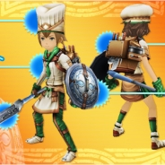 NHN PlayArt、本格3DアクションRPG『LINE レヴァナントゲート』で季節イベント「秋の味覚収穫祭」を開催。限定コック装備が入手可能