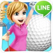LINE、カジュアルゴルフゲーム『LINE レッツ!ゴルフ』を配信開始! 開発:ゲームロフト