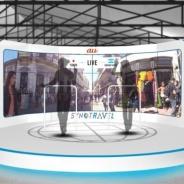 KDDIとナビタイムジャパンが国内初のVRを活用したリアルタイム遠隔海外旅行サービス「SYNC TRAVEL」を期間限定で提供…本日より応募受付開始