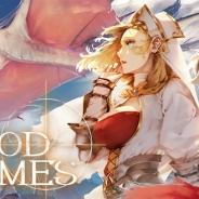 アソビモ、新作MOBAスタイルのRTS『GODGAMES』Android版βテストを7月6日より開始…声優サインプレゼントやニコ生の配信が決定!