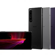 ソニー、フラッグシップスマホ『Xperia 1 III』を初夏以降に販売 120Hz駆動の有機EL(4KHDR)搭載、16、24、75、105mmレンズを採用