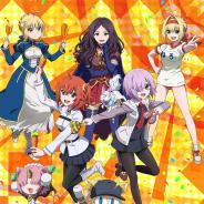 アニプレックス、「Fate/Grand Carnival」の最新キービジュアルを公開 『FGO』との合同番組をAnimeJapanで配信決定