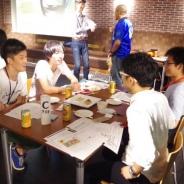 【セミナー】誰でも簡単にゲームアイデアが生み出せる手法とは…『もじぴったん』の開発者・中村隆之氏が登壇したDeNA主催「座・芸夢 若手ゲームプランナー育成塾」を取材