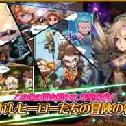 COM2US JAPAN、ラインバトルRPG『ルクス:光を継ぐもの』グローバルサービスを本日より開始 選ばれしヒーローたちの冒険の物語‼︎