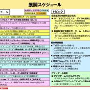 東映アニメ、中国向けゲームアプリ『ワンピース熱血航線』を2021年2月初旬にリリースすると発表