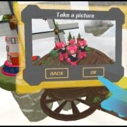 コロプラ、HTC Vive向け新作VRゲーム『Fly to KUMA MAKER』を発表