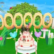 アソビモ、『ぷちっとくろにくる』で200万DL突破を記念したイベントを開始 ミニゲームがたくさん遊べる「エクレアールランド」が期間限定オープン